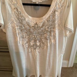 XL Miss Me from buckle beige